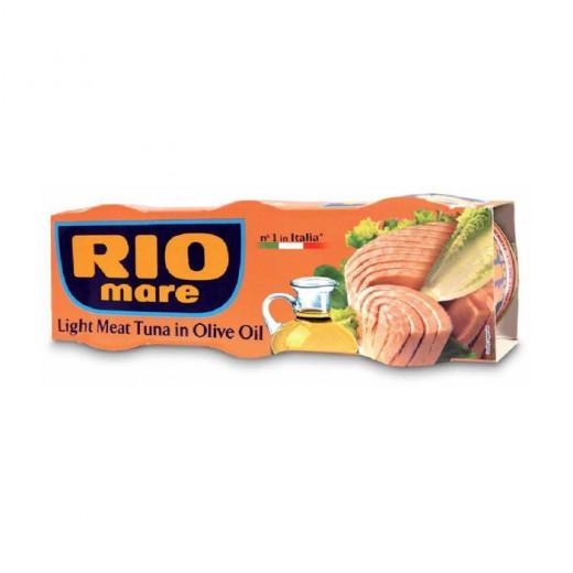 Rio Mare Tuna in Olive Oil 3*80g