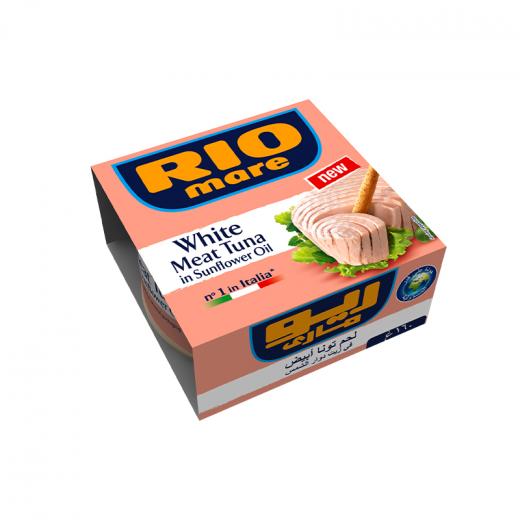 Rio Mare White Tuna in Sunflower 160gx1