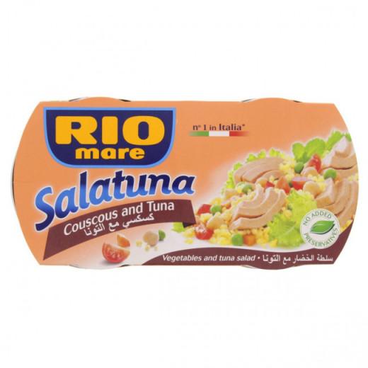 Rio Mare Salatuna- Couscous and Tuna 2x160g