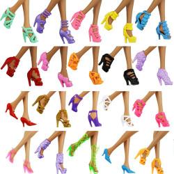 Barbie Latest Fashion Shoes, Assortment - Random Selection