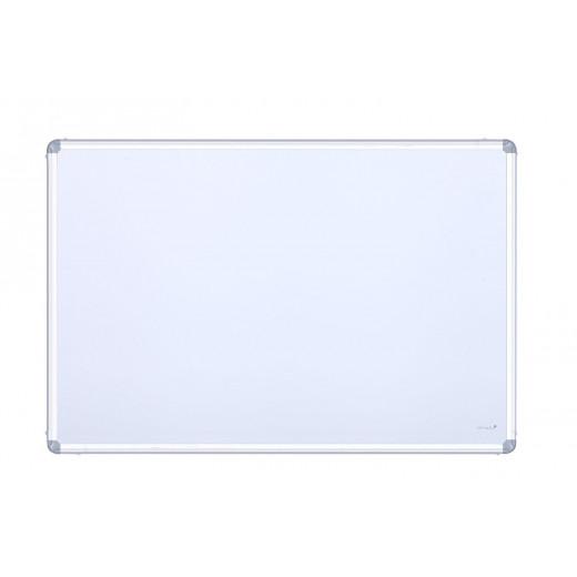 لوح أبيض مغناطيسي من نوفيكز مزدوج الجانب - 25 × 35 سم + 1 ممحاة مجانية