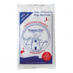 Probios Trapani Unrefined Sicilian Sea salt Fine 1kg