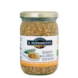 Probios IL Organic Whole Seeds Mustard 200g