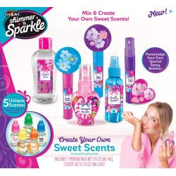 Shimmer N Sparkle Sweet Scents