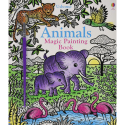 Usborne: Magic painting animals