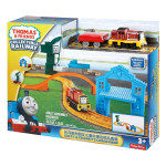 Trase Thomas & Friends Salty & Cranky's Cargo Drop
