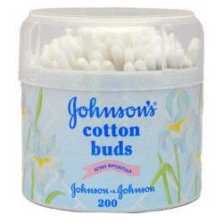 Johnson's Cotton Buds 200 Pieces