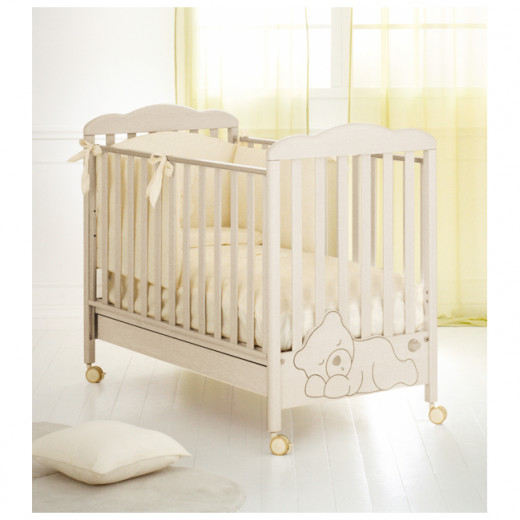 Baby Expert Baby Cot Coccolo - Bleached