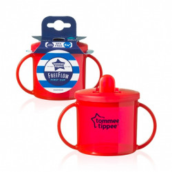 Tommee Tippee Essentials First Cup, Red