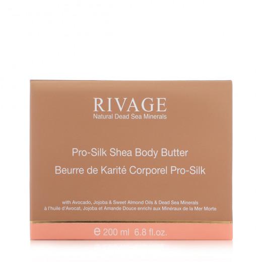 Rivage Pro-Silk Shea Body Butter -  200 ml