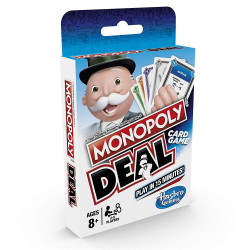 Hasbro Monopoly - Deal Game