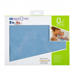 Chicco Tricot  Knit Blanket - Ocean