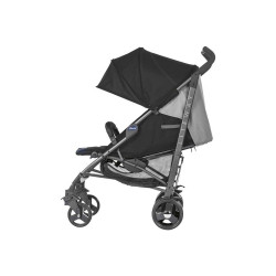 Chicco Pushchair Stroller Lite Way 3 - Black