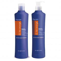 Fanola No Orange Package 350 ml ( Shampoo + Mask )