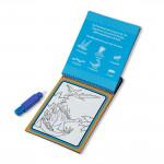 دفتر تلوين بالوان مائية من ميليسا اند دو