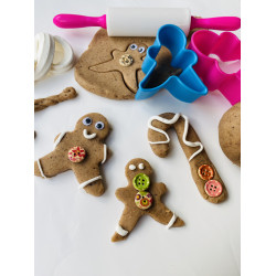YIPPEE! Sensory Gingerbread by Natalie