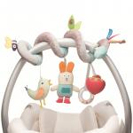 تعليقة بتصميم حديقة لولبية توضع على عربة أطفال من تاف تويز