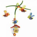 لعبة لتهدئة الطفل بتصميم النحلة من تشيكو