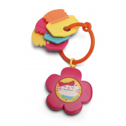 Suavinex Musical Teether +0m - Pink