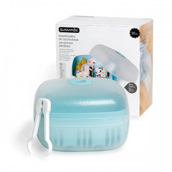 Suavinex Microwave Sterilizer for Bottles, Soothers and Accessories