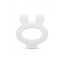 Suavinex Silicone Teether White Rabbit +0 M