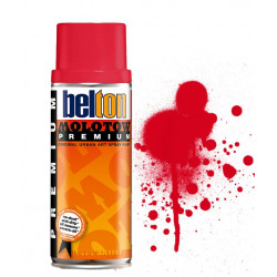 Molotow Belton Premium Spray Paint 400ml swet 100 traffic red 16