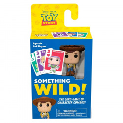 Funko Something Wild Card Game - Toy Story