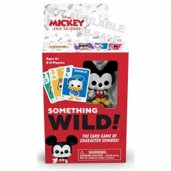 Funko Something Wild! Mickey and Friends Card Game