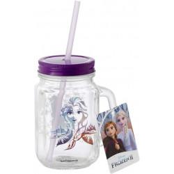 Funko Frozen 2 Mason Jar Glass Fearless Case