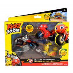 Ricky Zoom Lights & Sounds I ask for Hook, Yellow