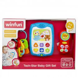 Winfun Tech-star Baby Gift Set