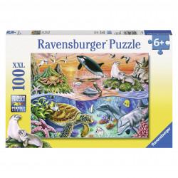 Ravensburger Beautiful Ocean 100 XXL Piece