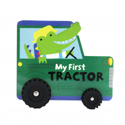 North Parade - My First Tractor