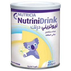 Nutrinidrink Neutral & Vanilla Powder 400g