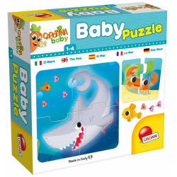 Lisciani Baby Puzzle The Sea
