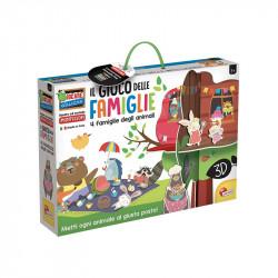 Lisciani Montessori The Game Of Families