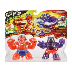 Goo Jit Zu Dino Power Versus Pack - Volcanic Rumble