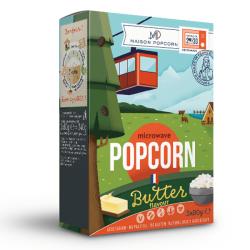 Maison Popcorn Butter Flavor 3 Packs