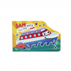 North Parade publishing - Sam the Sea Ferry Board Book