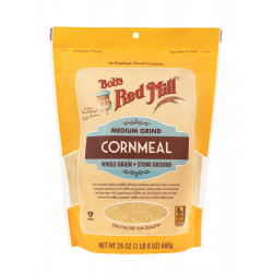 Bob's Red Mill Cornmeal, Medium Grind, 680g