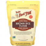 Bob's Red Mill, Brown Rice Flour, Whole Grain, (680 g)