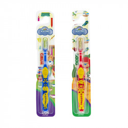 Kodomo Toothbrush Koko Dudu, assortment