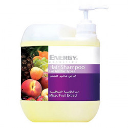 Energy Hair Shampoo With Mixed Fruit Extract - 5l