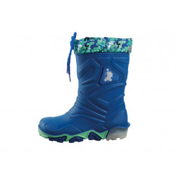 Lupilu Toddler Flashing Rain Boots Boots Kitten Size 24/25