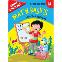Smart Scholars Kindergarten Math Basics