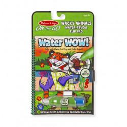 Melissa & Doug Water Wow! - Wacky Animals Water Reveal