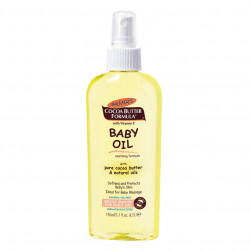 Palmer's Baby Oil, 150ml Pump Bottle
