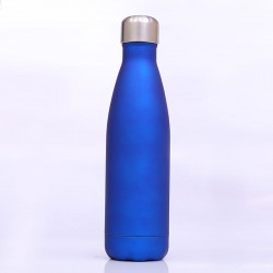 Genioworld Thermos Water Bottle 500ml - Blue