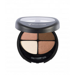 Flormar Quartet Eye Shadow 401 Copper Dreams 12g
