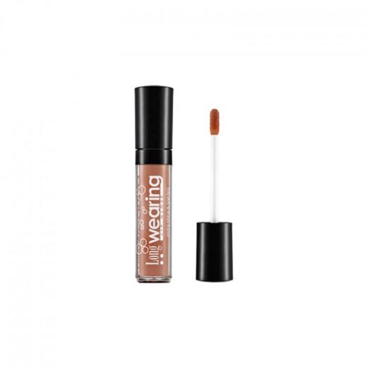 Flormar – Long Wearing Lip Gloss -L415 Golden Terracotta